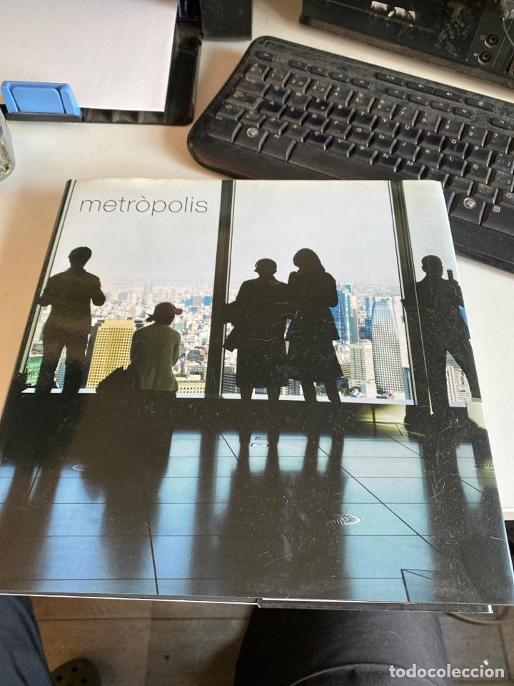 METROPOLIS (Libros de Segunda Mano - Bellas artes, ocio y coleccionismo - Diseño y Fotografía)