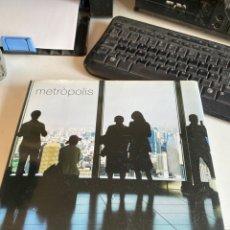 Libros de segunda mano: METROPOLIS. Lote 212752726