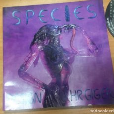 Livres d'occasion: SPECIES – DESIGN BY H.R. GIGER EDITORIAL: MORPHEUS INTERNATIONAL. Lote 212765741