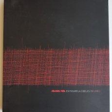 Libros de segunda mano: MANUEL PIÑA EN PASARELA CIBELES 1985/1990. Lote 213150900