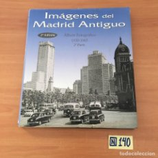 Libros de segunda mano: IMÁGENES DEL MADRID ANTIGUO. Lote 213157008