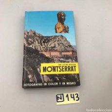 Libros de segunda mano: MONTSERRAT. Lote 213293105