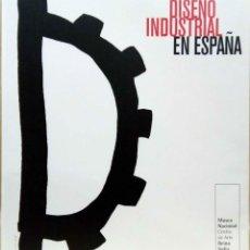 Libros de segunda mano: DISEÑO INDUSTRIAL EN ESPAÑA. PLAZA & JANÉS, 1998.. Lote 213772425