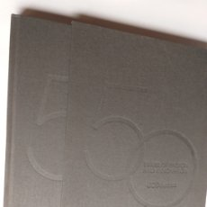 Libros de segunda mano: 50 YEARS OF PASSION AND INNOVATION JCDECAUX . . DISEÑO DECORACIÓN. Lote 214345536