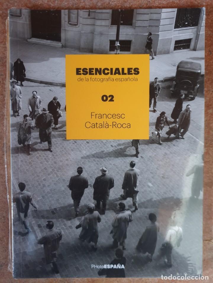 ESENCIALES DE LA FOTOGRAFÍA ESPAÑOLA - 02 FRANCESC CATALÁ ROCA - PRECINTADO - ED. PHOTOESPAÑA (Libros de Segunda Mano - Bellas artes, ocio y coleccionismo - Diseño y Fotografía)