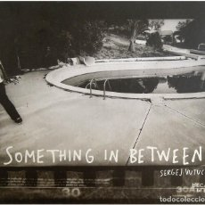 Libros de segunda mano: SERGEJ VUTUC - SOMETHING IN BETWEEN - PHOTOBOOK 2019 - SNOECK / CARHARTT. Lote 215047487