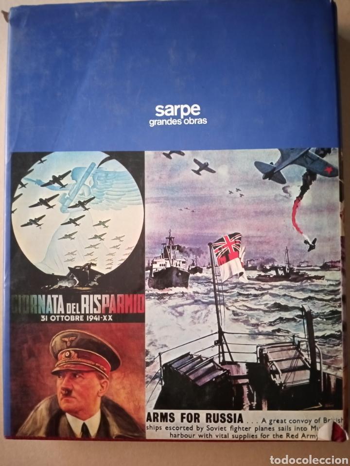 Libros de segunda mano: Los carteles de la II Guerra Mundial 1978 - Foto 2 - 215662463