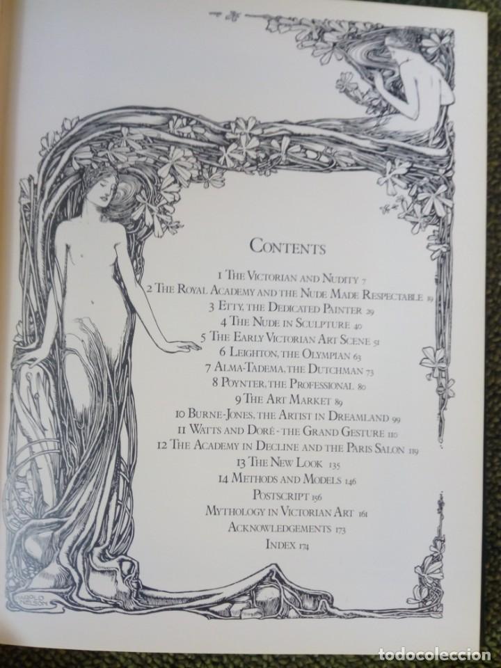 Libros de segunda mano: TELL ME,PRETTY MAIDEN / RONALD PEARSALL ( the victorian and edwardian nude ) - Foto 3 - 216353815