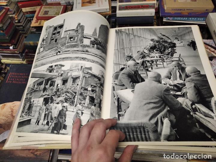 Libros de segunda mano: LES EUROPÉENS . PHOTOGRAPHIES PAR HENRI CARTIER-BRESSON. 1ª EDICIÓN 1955. PORTADA : JOAN MIRÓ - Foto 11 - 216736573