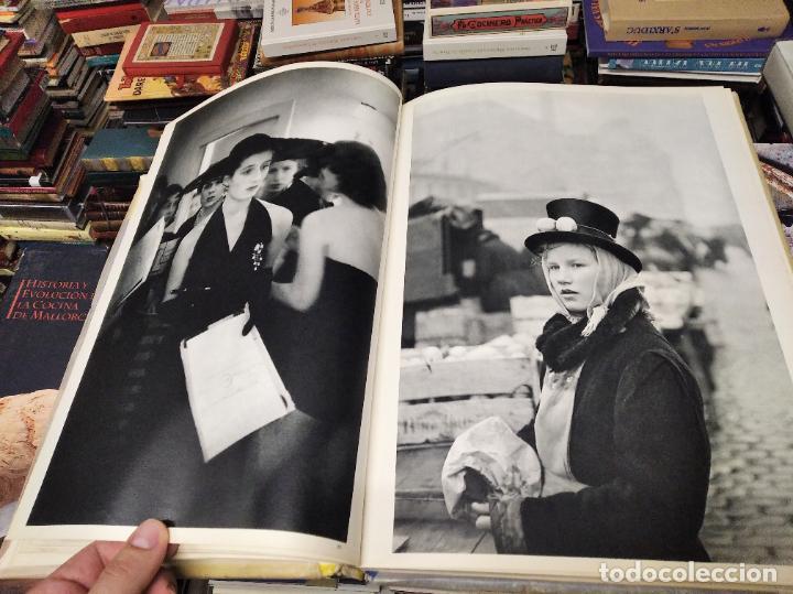 Libros de segunda mano: LES EUROPÉENS . PHOTOGRAPHIES PAR HENRI CARTIER-BRESSON. 1ª EDICIÓN 1955. PORTADA : JOAN MIRÓ - Foto 12 - 216736573