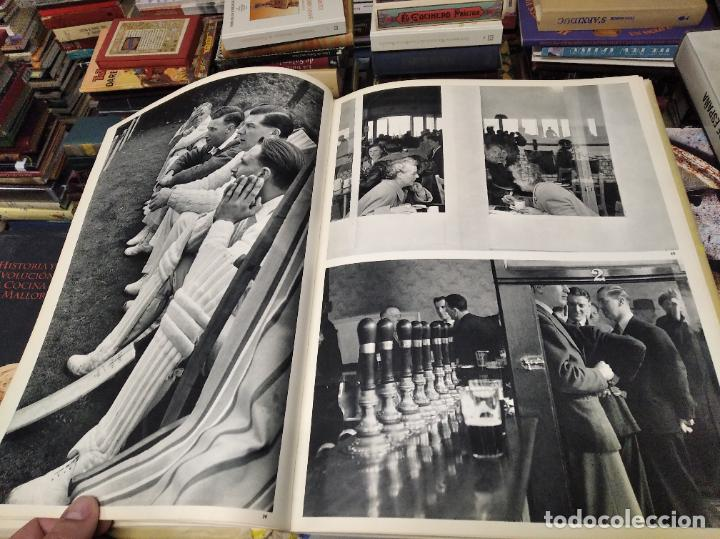 Libros de segunda mano: LES EUROPÉENS . PHOTOGRAPHIES PAR HENRI CARTIER-BRESSON. 1ª EDICIÓN 1955. PORTADA : JOAN MIRÓ - Foto 13 - 216736573
