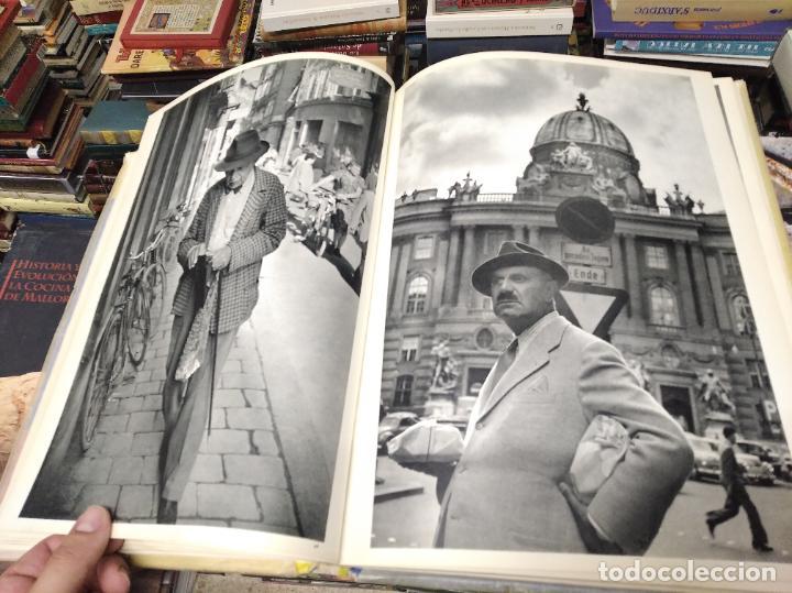 Libros de segunda mano: LES EUROPÉENS . PHOTOGRAPHIES PAR HENRI CARTIER-BRESSON. 1ª EDICIÓN 1955. PORTADA : JOAN MIRÓ - Foto 14 - 216736573