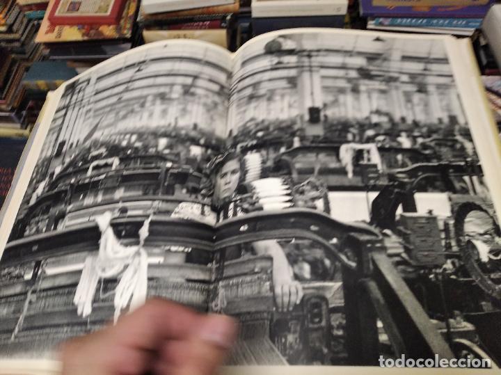 Libros de segunda mano: LES EUROPÉENS . PHOTOGRAPHIES PAR HENRI CARTIER-BRESSON. 1ª EDICIÓN 1955. PORTADA : JOAN MIRÓ - Foto 16 - 216736573