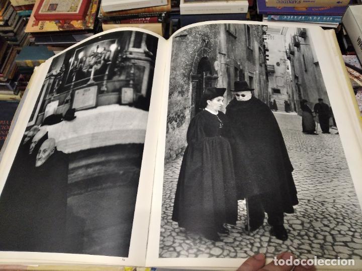 Libros de segunda mano: LES EUROPÉENS . PHOTOGRAPHIES PAR HENRI CARTIER-BRESSON. 1ª EDICIÓN 1955. PORTADA : JOAN MIRÓ - Foto 17 - 216736573