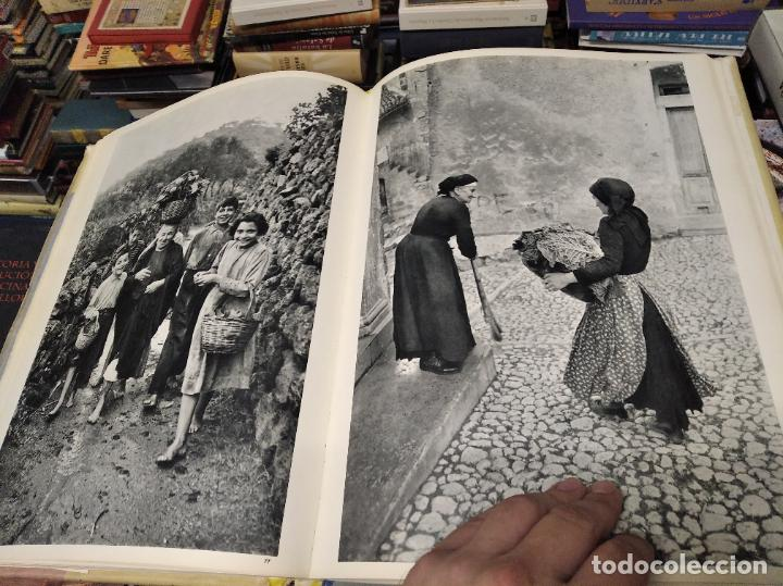 Libros de segunda mano: LES EUROPÉENS . PHOTOGRAPHIES PAR HENRI CARTIER-BRESSON. 1ª EDICIÓN 1955. PORTADA : JOAN MIRÓ - Foto 18 - 216736573
