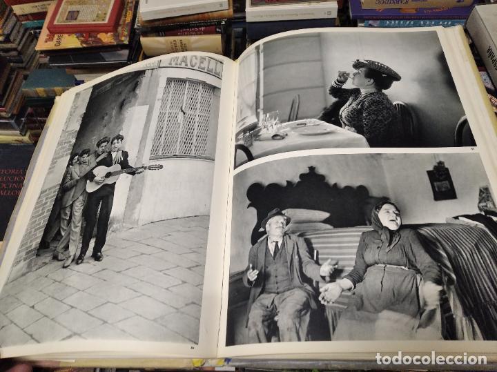 Libros de segunda mano: LES EUROPÉENS . PHOTOGRAPHIES PAR HENRI CARTIER-BRESSON. 1ª EDICIÓN 1955. PORTADA : JOAN MIRÓ - Foto 19 - 216736573
