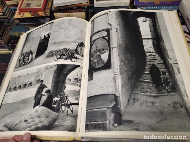 Libros de segunda mano: LES EUROPÉENS . PHOTOGRAPHIES PAR HENRI CARTIER-BRESSON. 1ª EDICIÓN 1955. PORTADA : JOAN MIRÓ - Foto 20 - 216736573