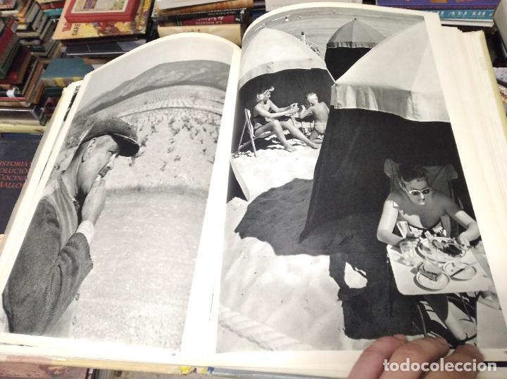 Libros de segunda mano: LES EUROPÉENS . PHOTOGRAPHIES PAR HENRI CARTIER-BRESSON. 1ª EDICIÓN 1955. PORTADA : JOAN MIRÓ - Foto 21 - 216736573