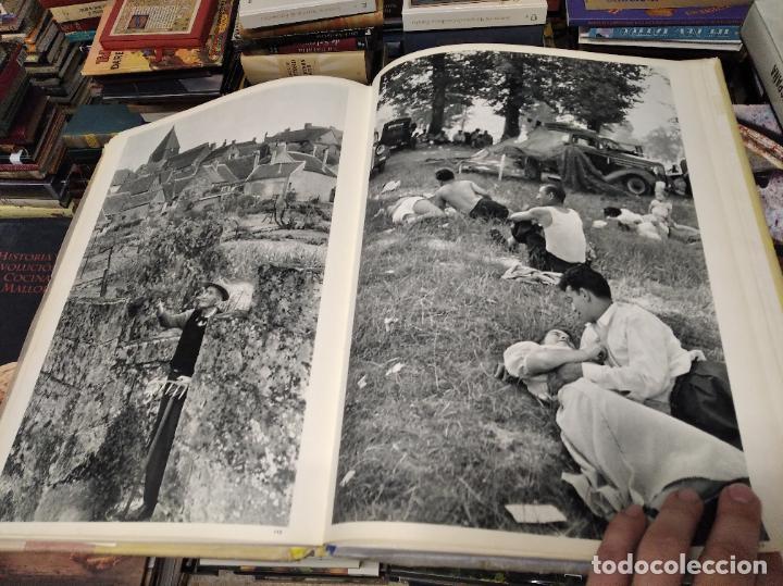 Libros de segunda mano: LES EUROPÉENS . PHOTOGRAPHIES PAR HENRI CARTIER-BRESSON. 1ª EDICIÓN 1955. PORTADA : JOAN MIRÓ - Foto 23 - 216736573