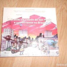 Libros de segunda mano: O GRAFFITI CIDADE DE SAO PAULO E SUA VERTENTE NO BRASIL ESTETICAS E ESTILOS - SERGIO POATO. Lote 217376773