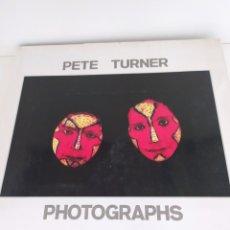 Libros de segunda mano: PETE TURNER PHOTOGRAPHS. Lote 217525297