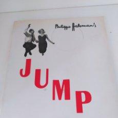 Libros de segunda mano: JUMP BOOK PHILIPPE HALSMAN'S. Lote 217536828