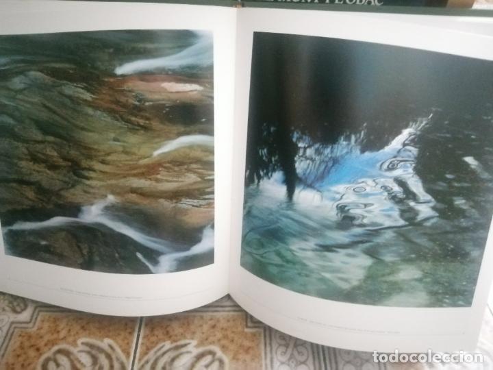 Libros de segunda mano: IMPRESIONANTE LIBRO DE FOTOGRAFIAS DE JOAQUIN CASTELLS, SANT LLORENC DEL MUNT I LOBAC 30,50 X 29,50 - Foto 4 - 217646098