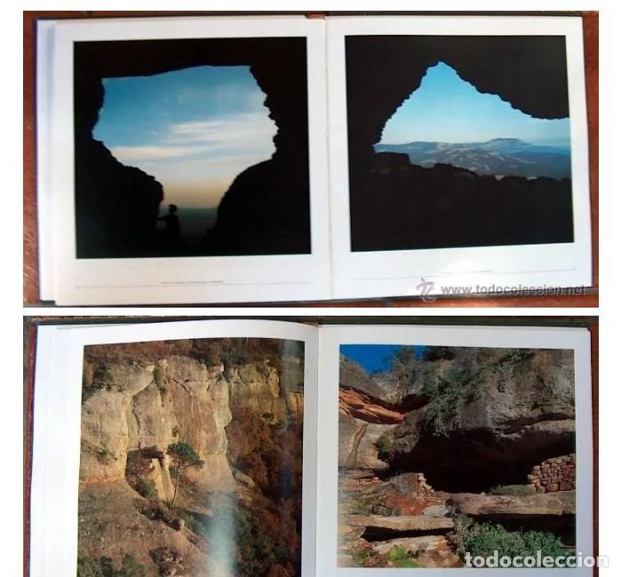 Libros de segunda mano: IMPRESIONANTE LIBRO DE FOTOGRAFIAS DE JOAQUIN CASTELLS, SANT LLORENC DEL MUNT I LOBAC 30,50 X 29,50 - Foto 5 - 217646098