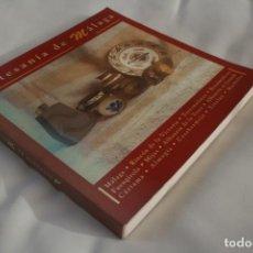 Libros de segunda mano: LIBRO GUIA ARTESANÍA DE MALAGA: CERÁMICA METAL MADERA PIEL JOYERÍA TEXTIL VIDRIO… VER FOTOGRAFIAS. Lote 217809493