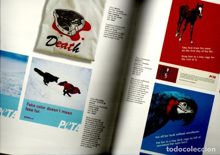 Libros de segunda mano: MILTON GLASER / MIRNO ILIC : DISEÑO DE PROTESTA (GILI, 2006) - Foto 4 - 217964045