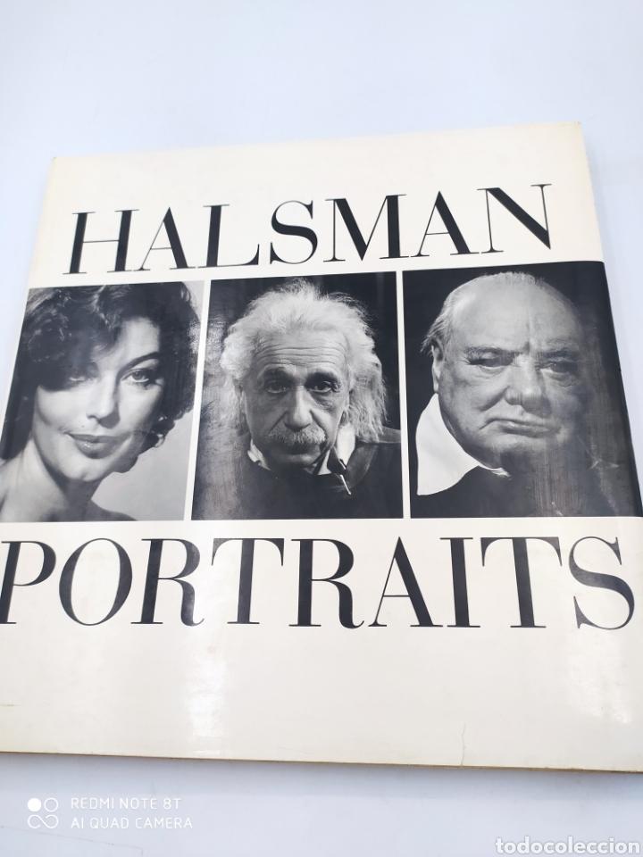 HALSMAN PORTRAITS (Libros de Segunda Mano - Bellas artes, ocio y coleccionismo - Diseño y Fotografía)