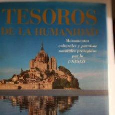 Libros de segunda mano: TESOROS DE LA HUMANIDAD. Lote 218100835