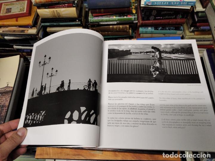 Libros de segunda mano: LA VIDA SECRETA DE SEVILLA .FOTOGRAFÍAS Y TEXTO ANTONIO DEL JUNCO . 1ª EDICIÓN 2017 . FOLCLORE - Foto 6 - 219239850