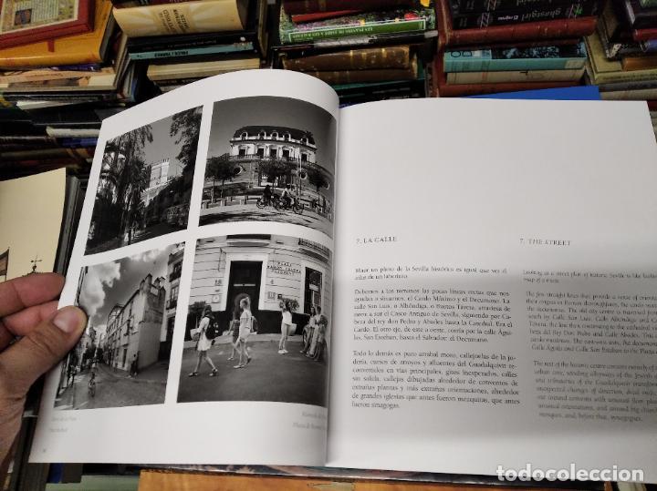 Libros de segunda mano: LA VIDA SECRETA DE SEVILLA .FOTOGRAFÍAS Y TEXTO ANTONIO DEL JUNCO . 1ª EDICIÓN 2017 . FOLCLORE - Foto 8 - 219239850