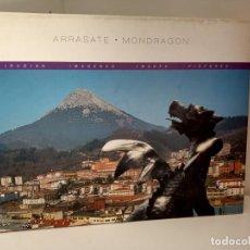 Libros de segunda mano: ARRASATE-MONDRAGON, IMAGENES, FOTOGRAFIA / PHOTOGRAPHY, 2003. Lote 219279313