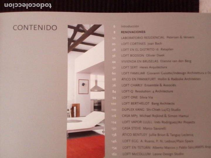 Libros de segunda mano: EL GRAN LIBRO DE LOS LOFTSANTONIO CORCUERAY AITANA LLEONART.MONSA 2007. - Foto 4 - 219416767