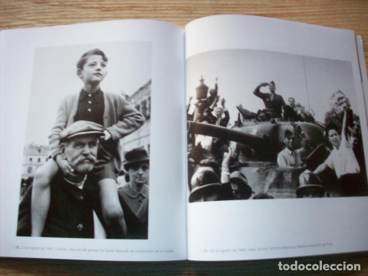 Libros de segunda mano: GRANDES FOTOGRAFOS - ROBERT CAPA . MAGNUM PHOTOS ( PARIS ) - Foto 3 - 219585220