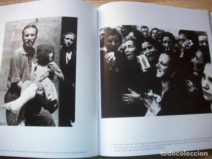 Libros de segunda mano: GRANDES FOTOGRAFOS - ROBERT CAPA . MAGNUM PHOTOS ( PARIS ) - Foto 4 - 219585220