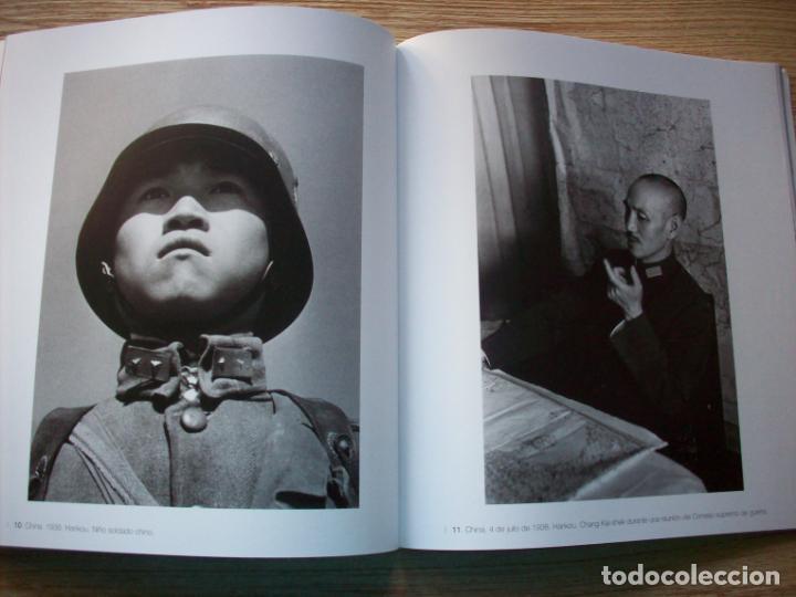Libros de segunda mano: GRANDES FOTOGRAFOS - ROBERT CAPA . MAGNUM PHOTOS ( PARIS ) - Foto 5 - 219585220