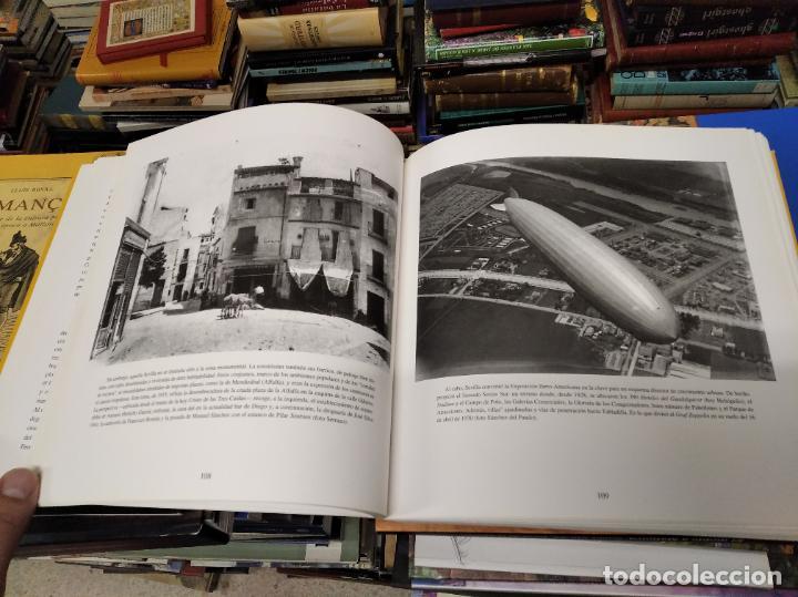 Libros de segunda mano: SEVILLA . IMÁGENES DE UN SIGLO. HOMENAJE AL PERIODISMO GRÁFICO. AYUNTAMIENTO DE SEVILLA. 1995 - Foto 5 - 219600863