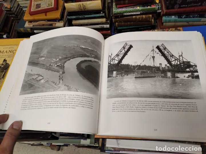 Libros de segunda mano: SEVILLA . IMÁGENES DE UN SIGLO. HOMENAJE AL PERIODISMO GRÁFICO. AYUNTAMIENTO DE SEVILLA. 1995 - Foto 6 - 219600863