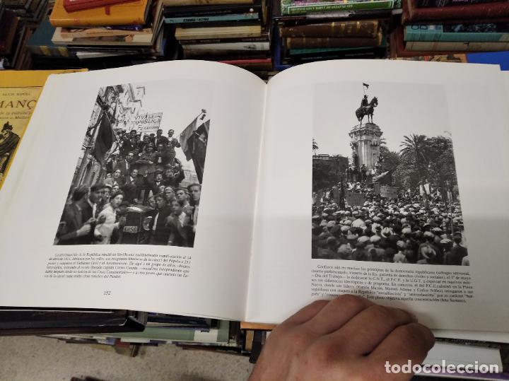 Libros de segunda mano: SEVILLA . IMÁGENES DE UN SIGLO. HOMENAJE AL PERIODISMO GRÁFICO. AYUNTAMIENTO DE SEVILLA. 1995 - Foto 10 - 219600863