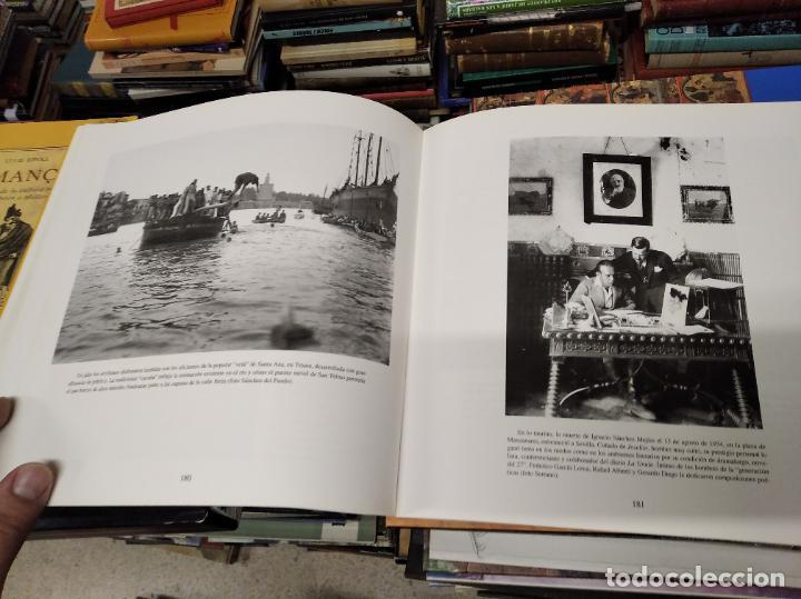 Libros de segunda mano: SEVILLA . IMÁGENES DE UN SIGLO. HOMENAJE AL PERIODISMO GRÁFICO. AYUNTAMIENTO DE SEVILLA. 1995 - Foto 13 - 219600863