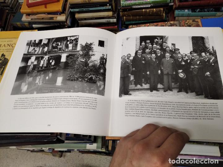 Libros de segunda mano: SEVILLA . IMÁGENES DE UN SIGLO. HOMENAJE AL PERIODISMO GRÁFICO. AYUNTAMIENTO DE SEVILLA. 1995 - Foto 14 - 219600863