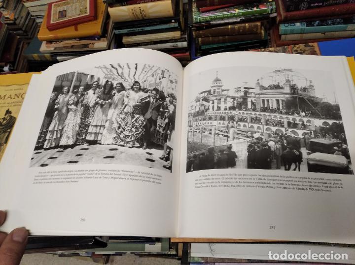 Libros de segunda mano: SEVILLA . IMÁGENES DE UN SIGLO. HOMENAJE AL PERIODISMO GRÁFICO. AYUNTAMIENTO DE SEVILLA. 1995 - Foto 19 - 219600863