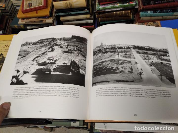 Libros de segunda mano: SEVILLA . IMÁGENES DE UN SIGLO. HOMENAJE AL PERIODISMO GRÁFICO. AYUNTAMIENTO DE SEVILLA. 1995 - Foto 20 - 219600863