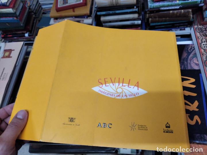 Libros de segunda mano: SEVILLA . IMÁGENES DE UN SIGLO. HOMENAJE AL PERIODISMO GRÁFICO. AYUNTAMIENTO DE SEVILLA. 1995 - Foto 29 - 219600863