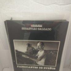 Livres d'occasion: SEBASTIAO SALGADO. LAS FOTOS DE FIN DE SIGLO: LOS 12 FASCÍCULOS SUELTOS EN CARPETA ARTESANAL. Lote 220235016