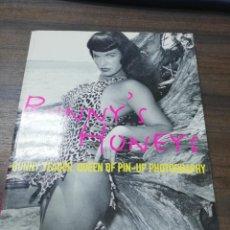 Libros de segunda mano: BUNNY´S HONEY. BUNNYYEAGER, QUEEN OF PIN-UP PHPTOGRAPHY. TASCHEN. 1994.. Lote 220467167