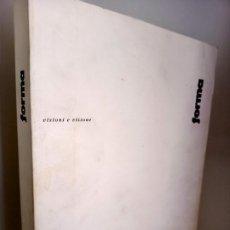 Libros de segunda mano: FORMA, VISIONI E VISIONE, MORENO GENTILI, DISEÑO / DESIGN, ARTI GRAFICHE FRIULANE,1994. Lote 220751841